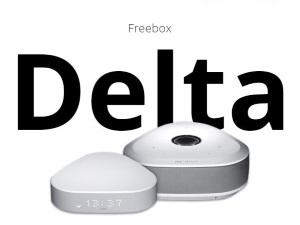 La Freebox Delta, l'offre Internet Free haut-de-gamme