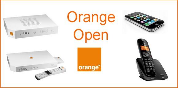 453 000 nouveaux contrats Open chez Orange au second trimestre 2012