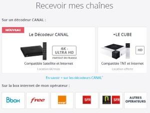 Vente Privee Canal 1 Mois Pour Les Chaines Sport Cine Series Et
