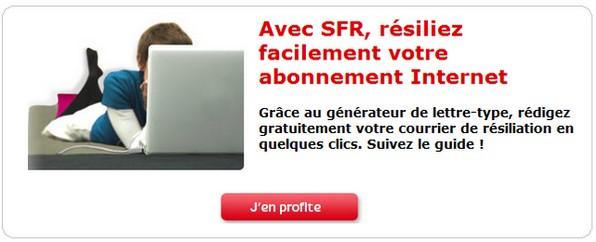 PAck de bienvenue SFR