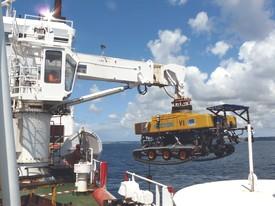 ROV Robot sous marin Hector 6