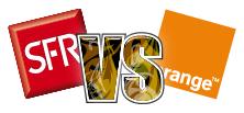 Guerre des contenus entre Orange et SFR