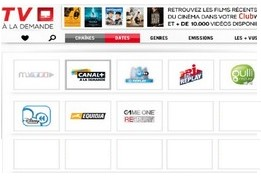 La TV de rattrapage de la SFR Box Evolution