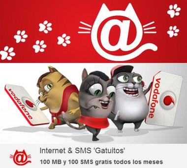 carte SIM Vodafone Espagne