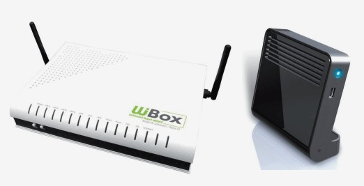 Box Révélation de Wibox