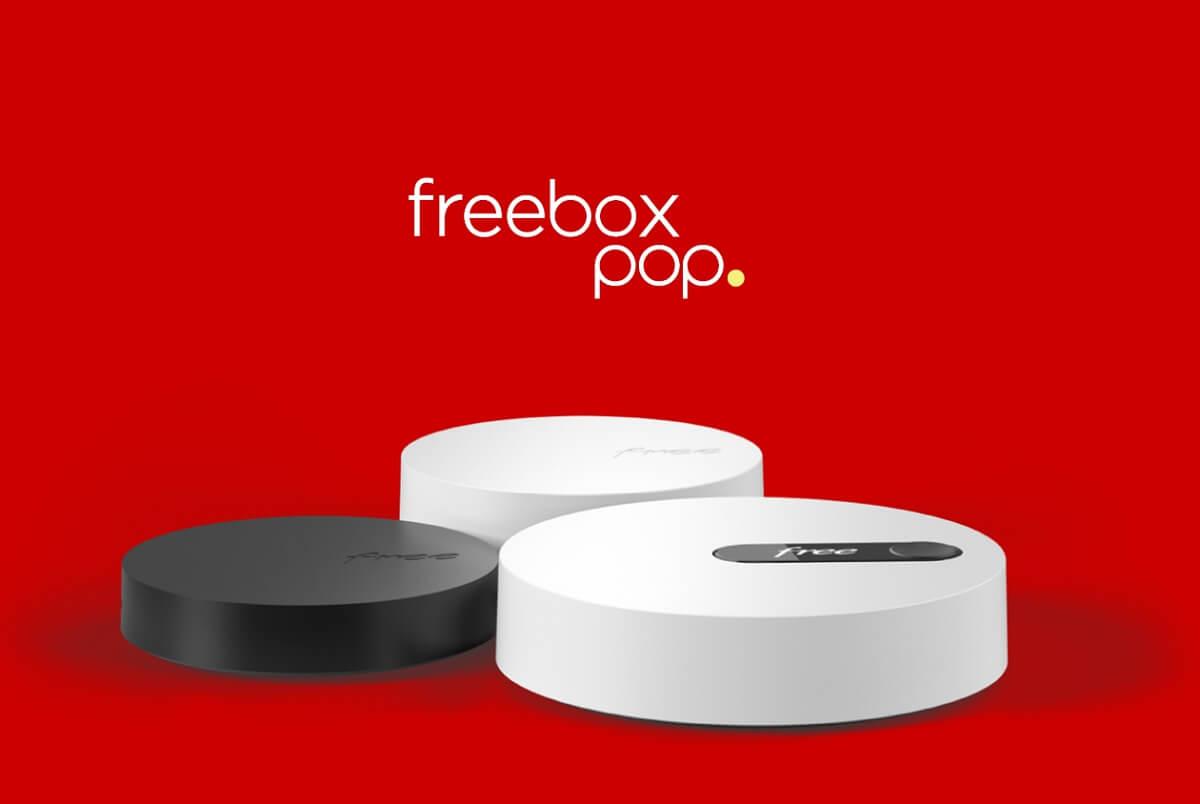 Freebox Pop : serveur, player et télécommande de la nouvelle offre Free