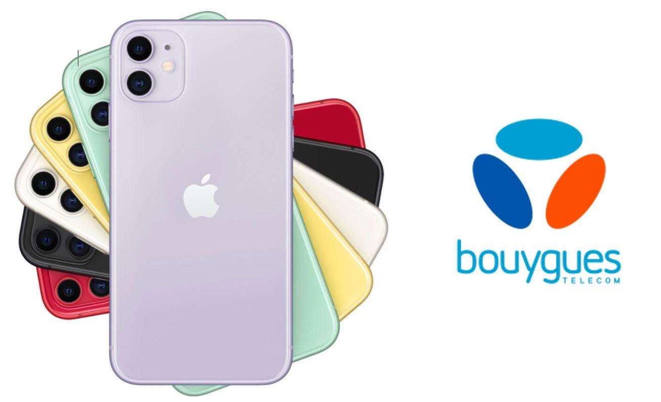 iPhone 11 en promo chez Bouygues Télécom