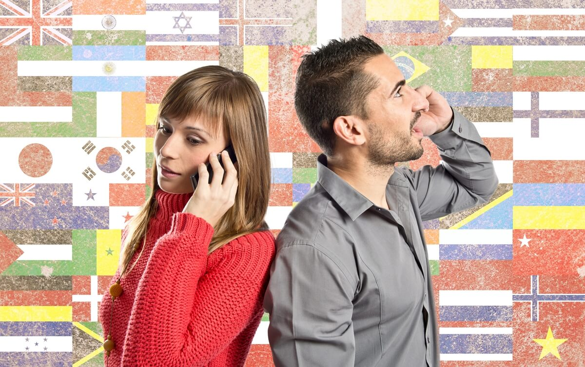 Forfait mobile : quel est le meilleur opérateur pour appeler vers l'international ?