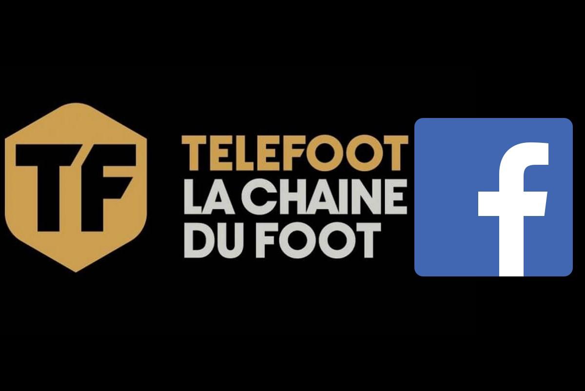 Accord signé entre Téléfoot et Facebook pour la diffusion de la Ligue 1